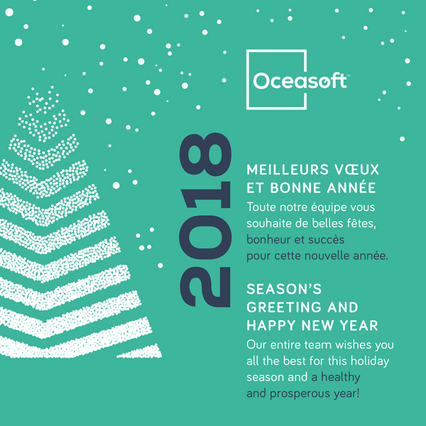 Season's greetings - OCEASOFT