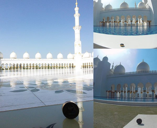Emerald Abu Dhabi Grand Mosque - OCEASOFT