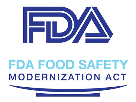 FSMA - Food Safety Modernization Act - Logo | OCEASOFT