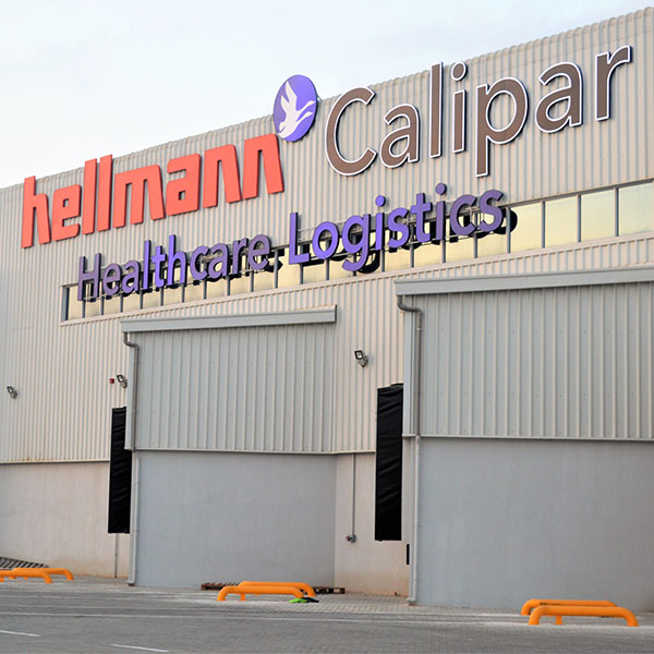Hellman Calipar Healthcare Logistics Case Study - OCEASOFT