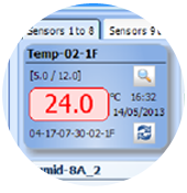 Temperature monitoring system - OCEASOFT