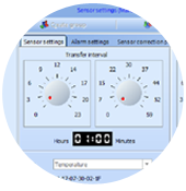 Temperature monitoring Software Thermoclient - OCEASOFT