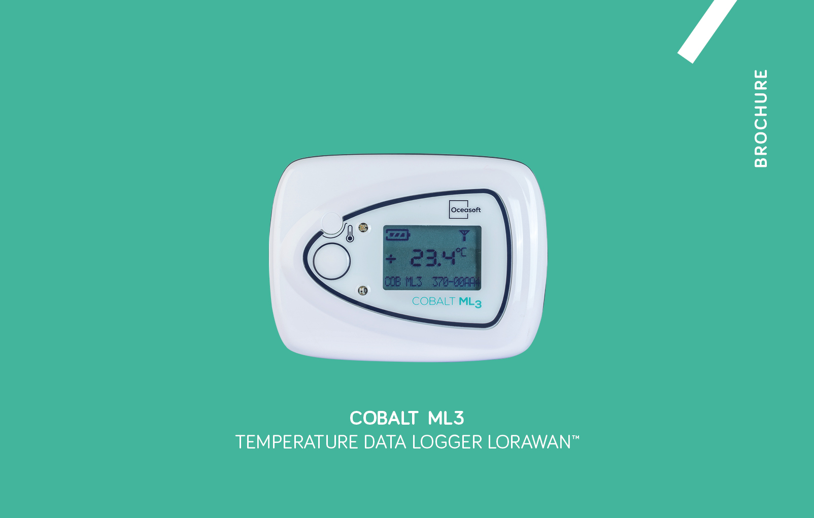 Cobalt ML3 brochure - OCEASOFT
