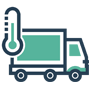 cold chain icon - OCEASOFT