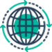 International Presence Icon - OCEASOFT