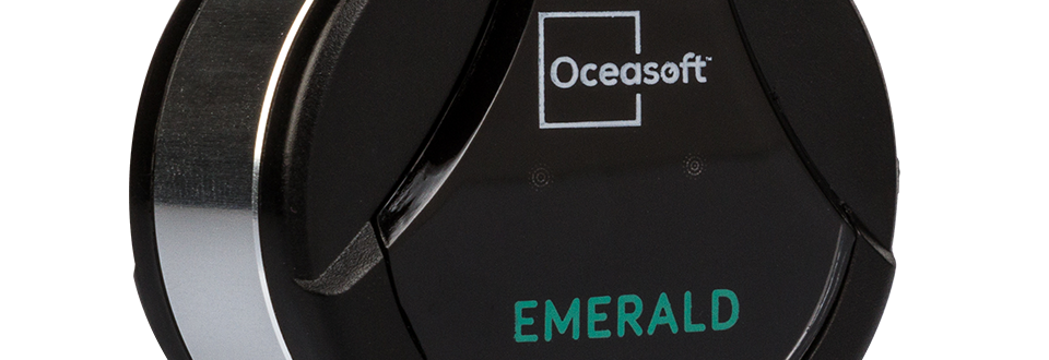 Emerald, Bluetooth temperature data logger - OCEASOFT