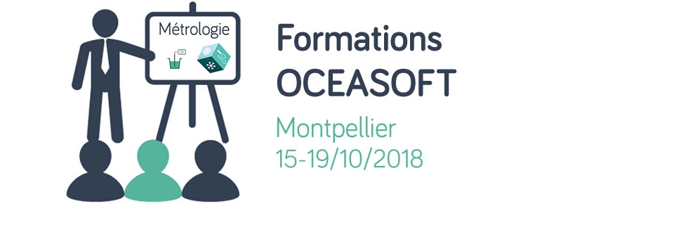 Formations OCEASOFT: les prochaines dates
