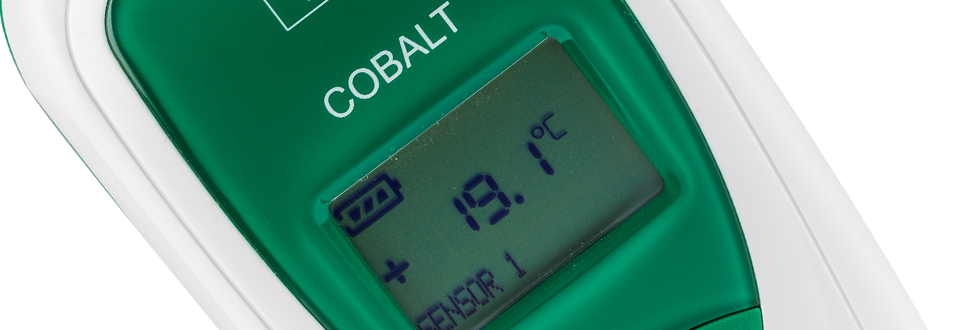 Cobalt 2, temperature and humidity data logger - OCEASOFT