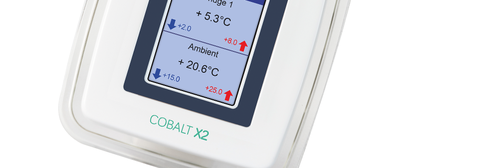 Cobalt X2, new-generation environment monitoring system