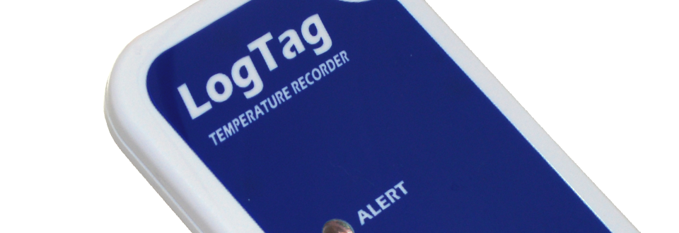 USB temperature data logger LogTag - OCEASOFT