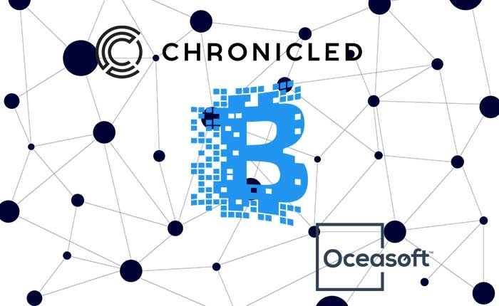 Strategic partnership for blockchain-integrated temperature monitoring solution | Chronicled | OCEASOFT