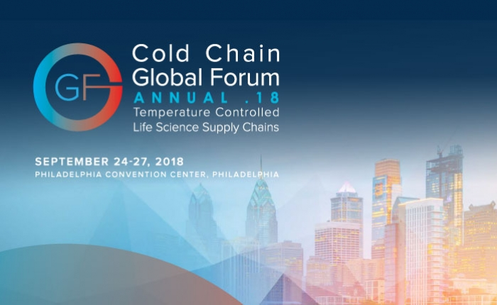 Cold Chain Global Forum 2018 Philadelphia | OCEASOFT