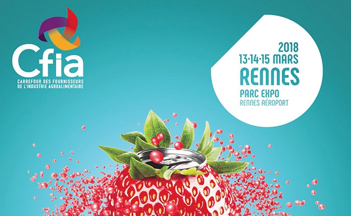 OCEASOFT will be at Cfia 2018 in Rennes (FR)