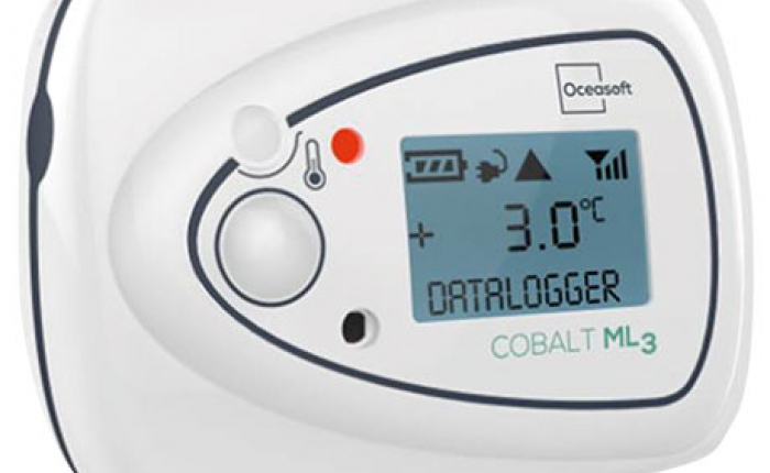 Cobalt ML3 - Mobile temperature data logger - OCEASOFT