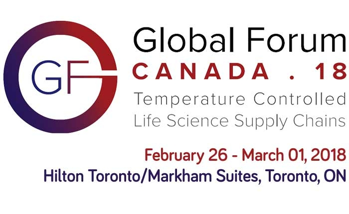 Meet OCEASOFT at Temperature Logistics IQ's Global Forum Canada 2018