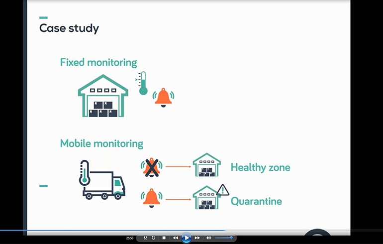 OCEASOFT Webinar - Simpler, faster, less expensive – yet compliant: how IoT is shaking up cold chain management