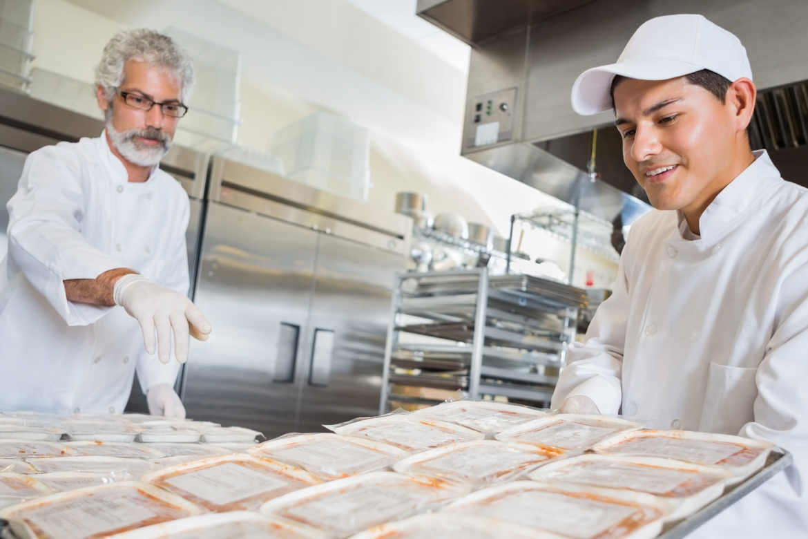 Food cold chain monitoring solutions - OCEASOFT