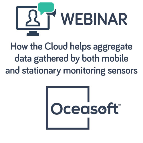 Webinar - Cloud and Cold Chain Logistics - OCEASOFT